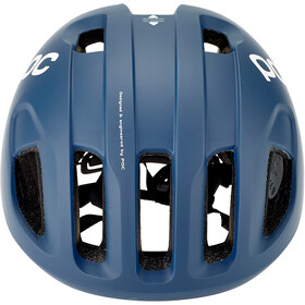 POC Ventral Spin Kask rowerowy, stibium blue matte